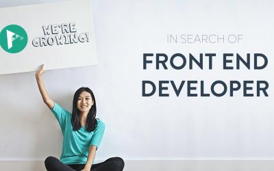 ISO: Front End Developer