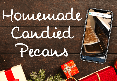 Holiday How To: Homemade Roasted Pecans