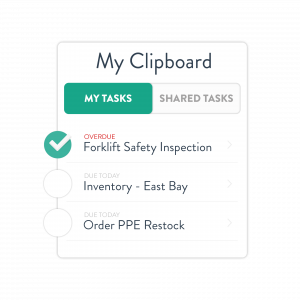 proceed.app clipboards feature
