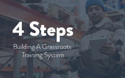 4 Steps For Building A Grassroots Training System